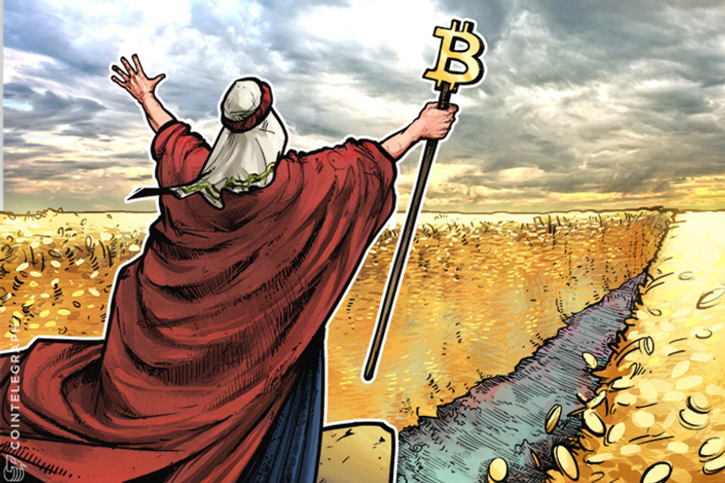 Por que o halving do Bitcoin não está precificado pelo mercado
