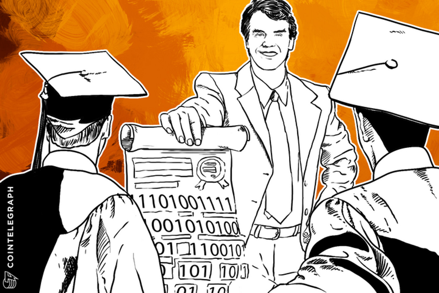 BitProof: 17-Year-Old Entrepreneur Brings University Diplomas to the Blockchain