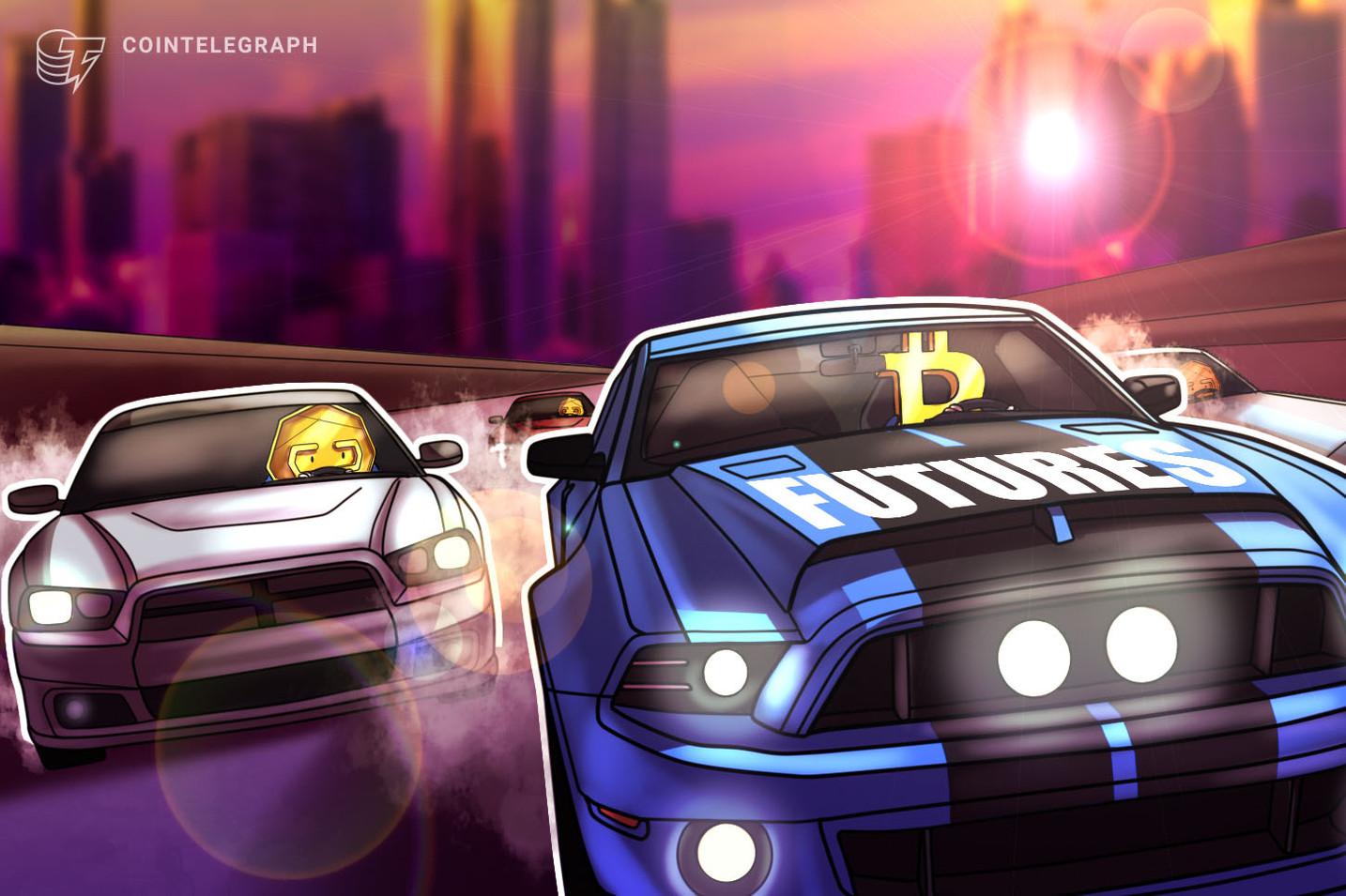 Bitcoin Vadeli İşlemler Açık Pozisyonlarında Lider BitMEX ve Binance Oldu