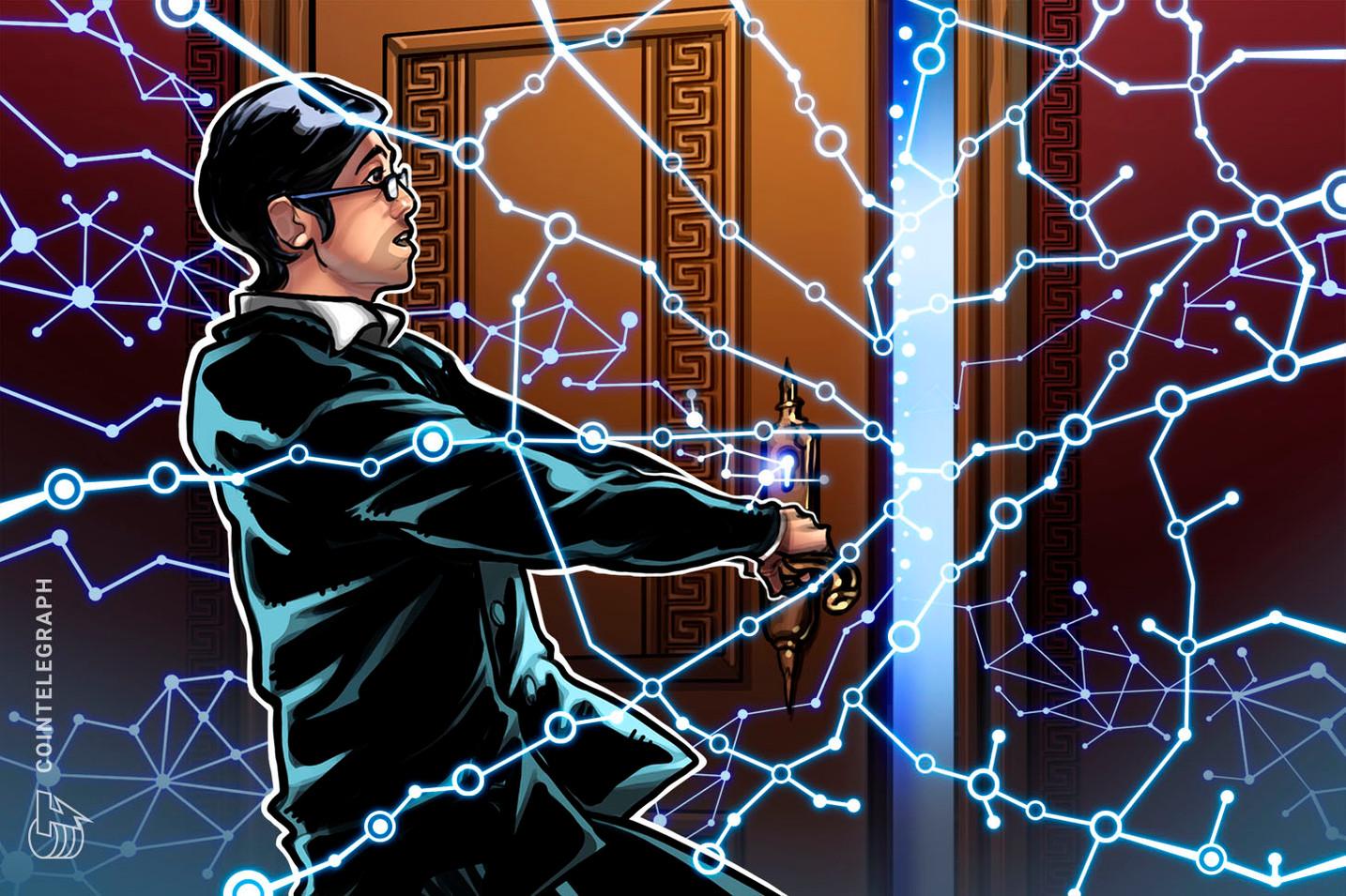 Shanghai PBoC Warns Chinese Public Against Blockchain Investment Schemes
