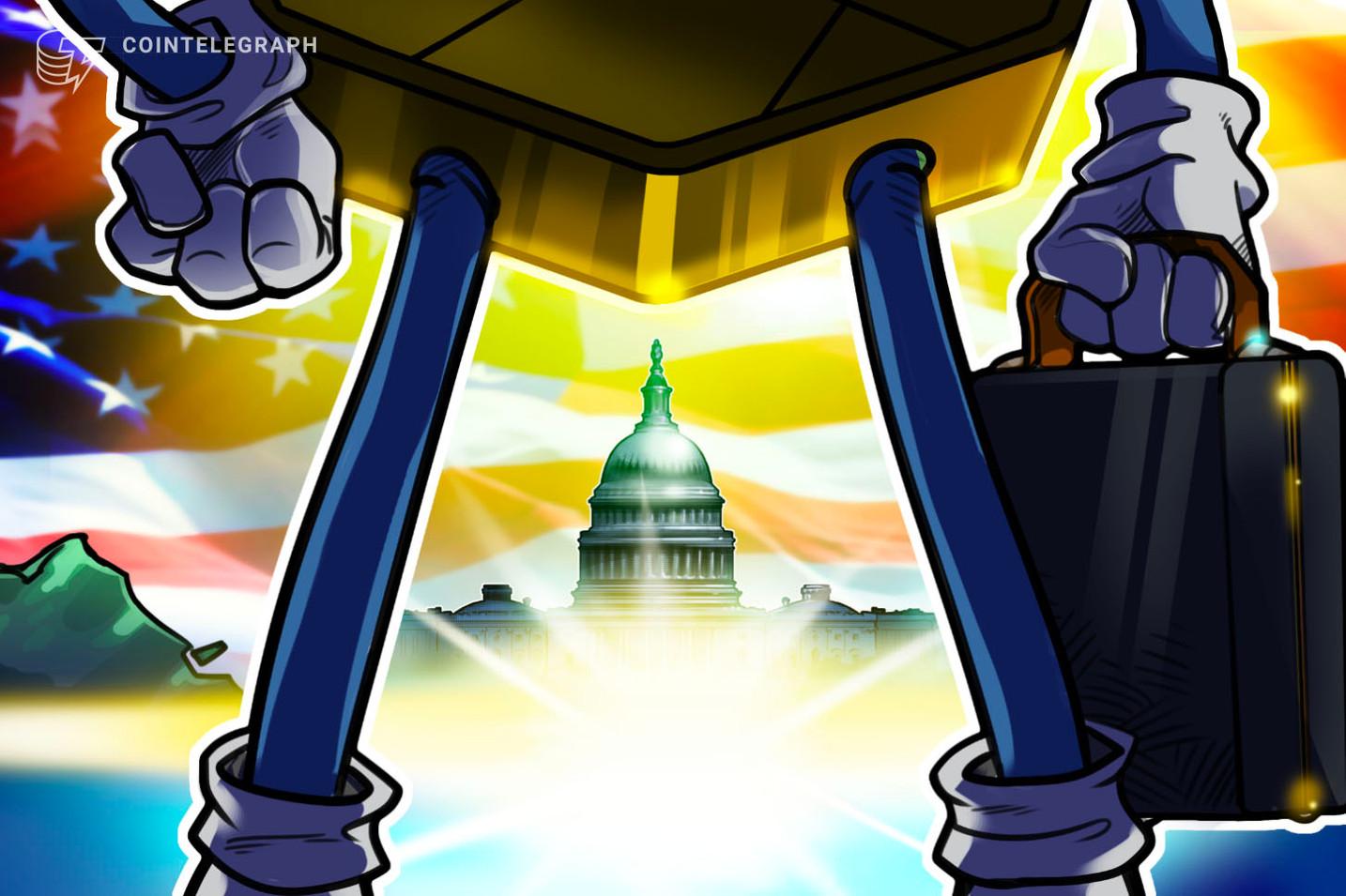 米元議員、不透明な仮想通貨規制に苦言 リップルCEOに同意