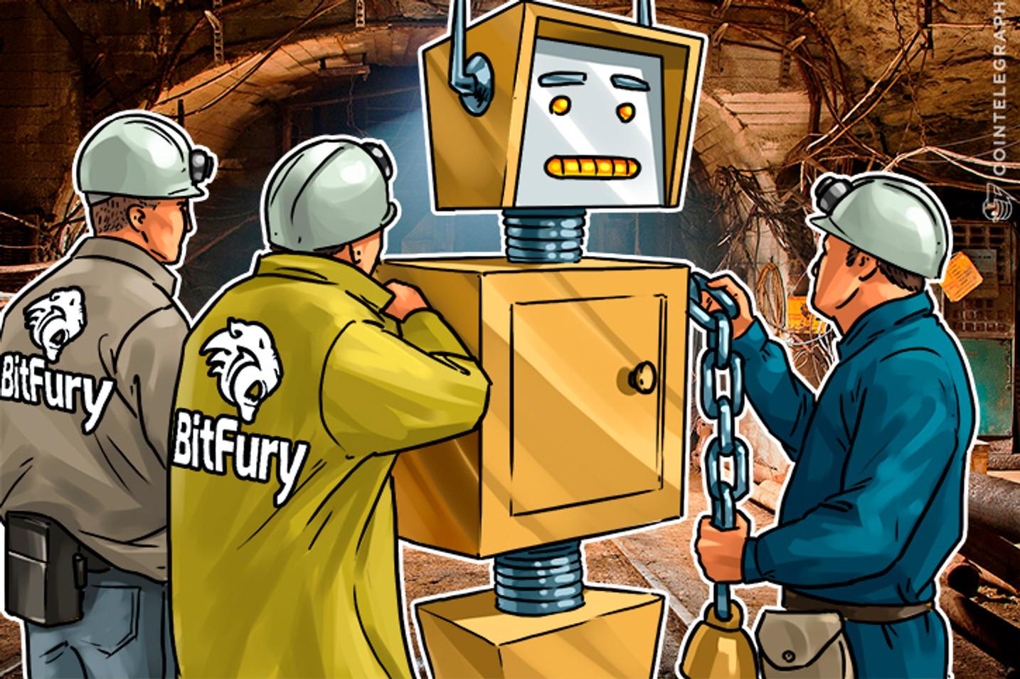 Bitcoin Mining Giant Bitfury Releases Enterprise-Grade Blockchain