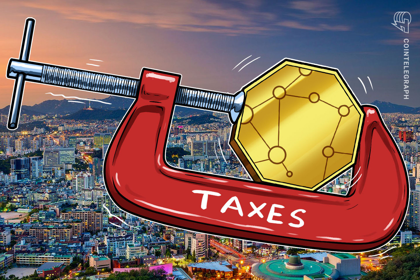 South Korea: Gov't Seeks to Tax Crypto Transactions as Capital Gains