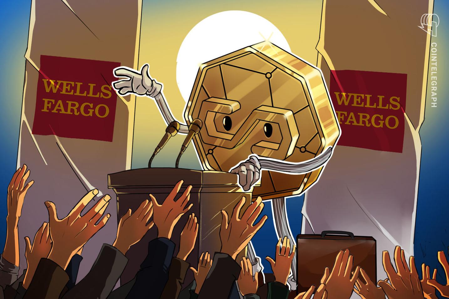 Wells Fargo Joins Elliptic's Series B Investment Round