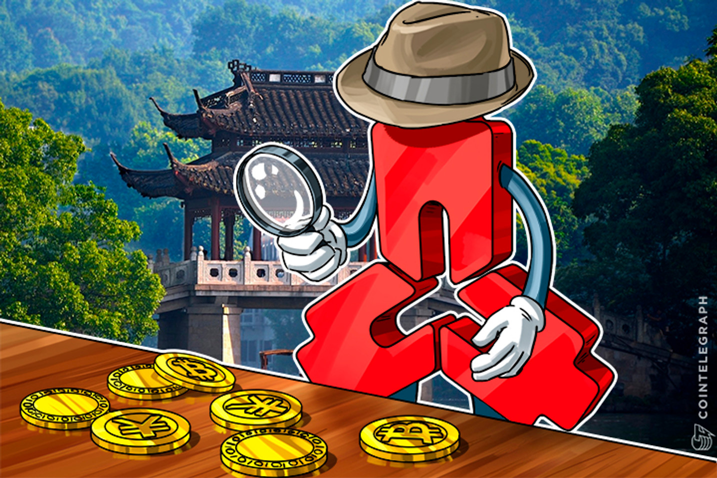 PBOC Investigation Reveals Illegal Operations in Chinese Bitcoin Exchanges, Bitcoin Price Affected