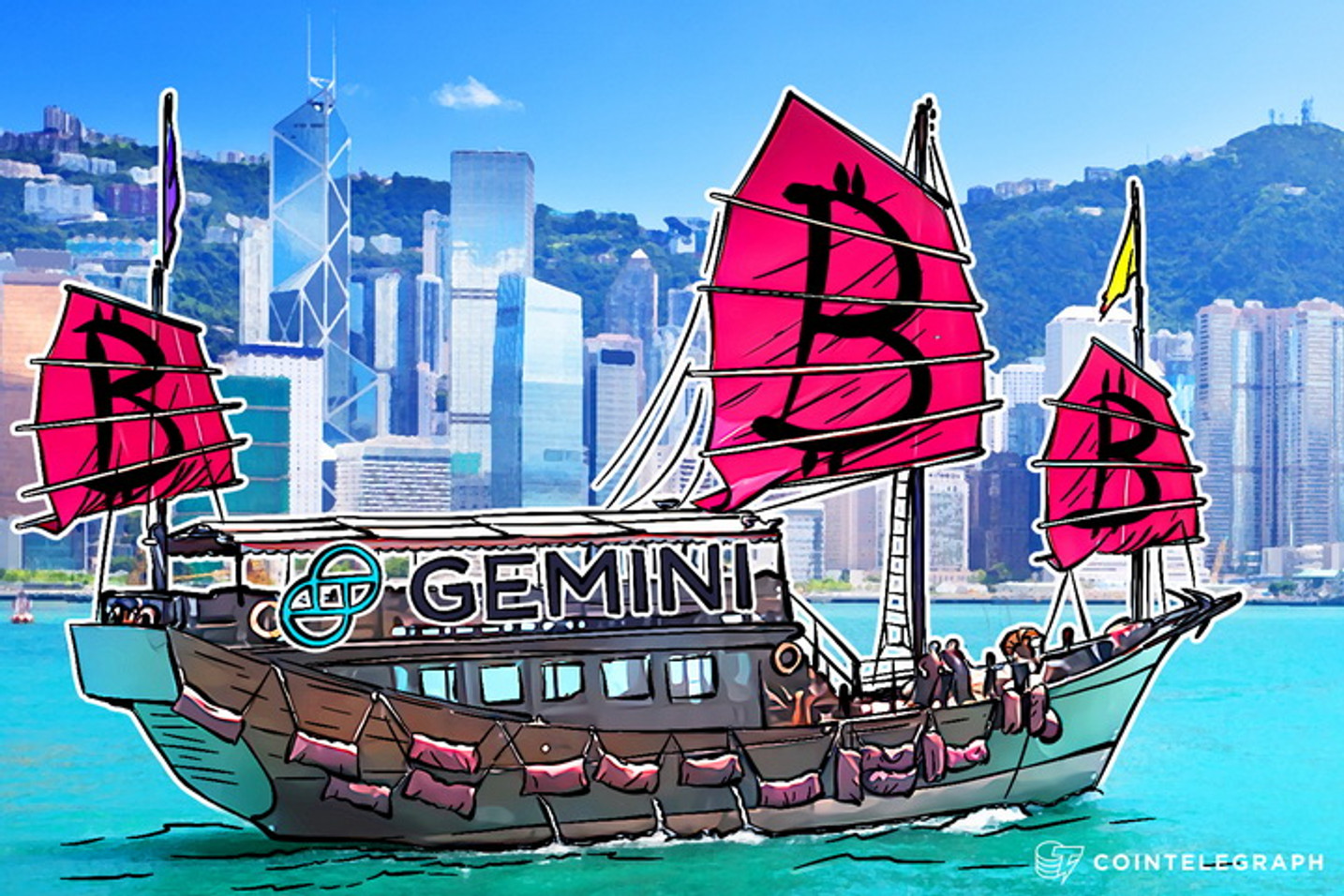 Gemini Brings Regulated Bitcoin Exchanges to HK and Singapore