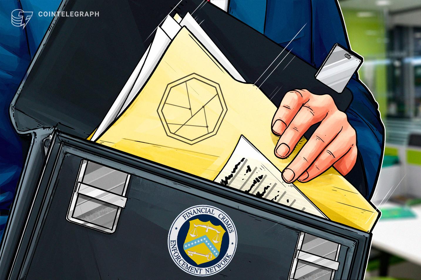 FinCEN aclara las regulaciones de transmisión de dinero relacionadas con DApps