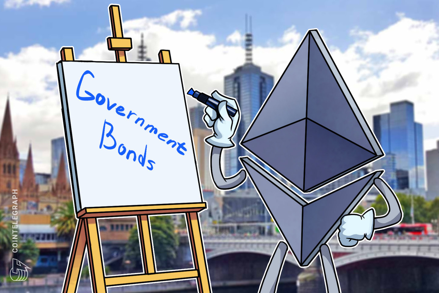 Austria to Use Ethereum Public Blockchain to Issue $1.35 Bln in Government Bonds