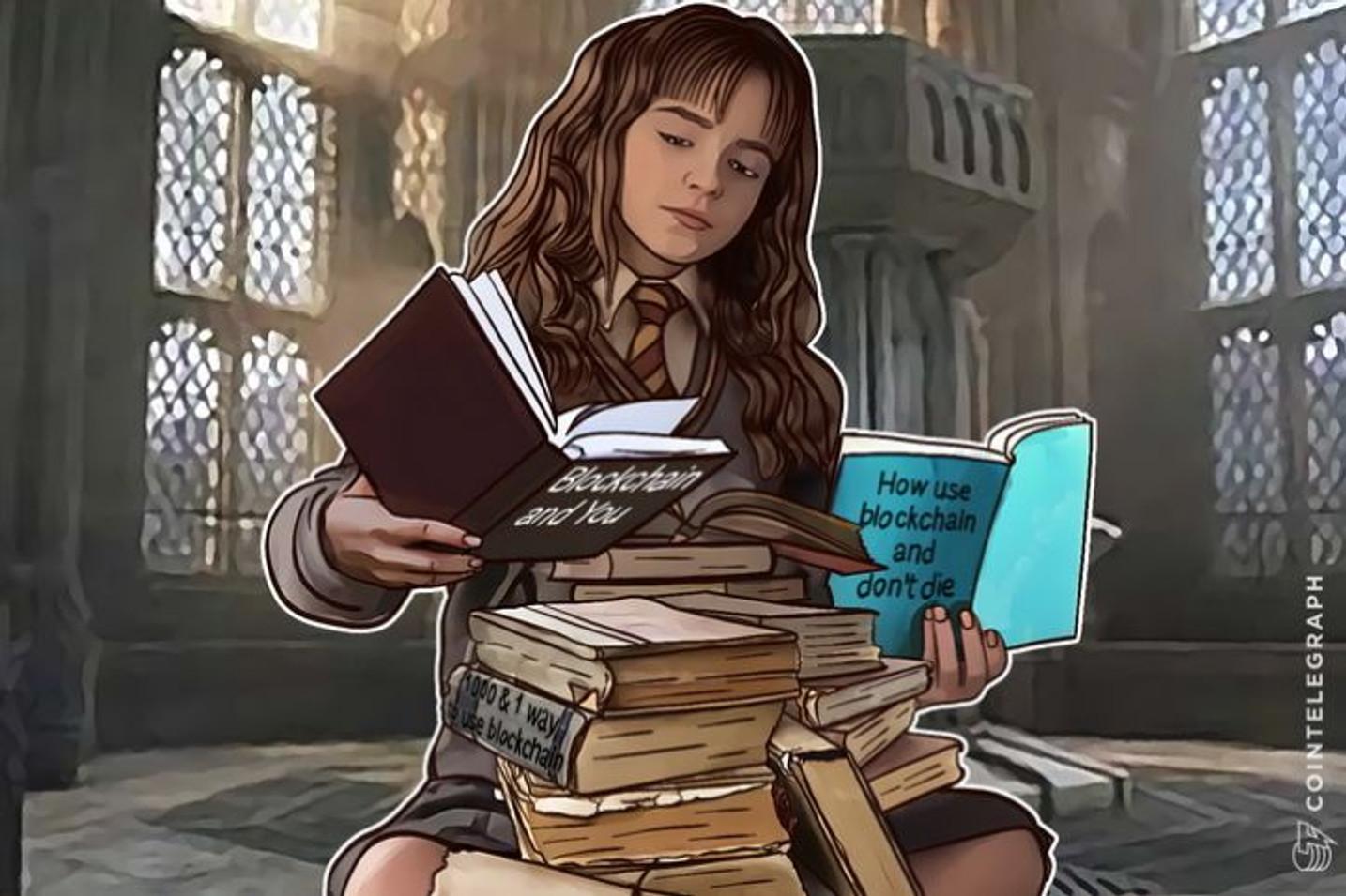Pet knjiga o blockchain-u i bitkoinu koje vam mogu biti od koristi