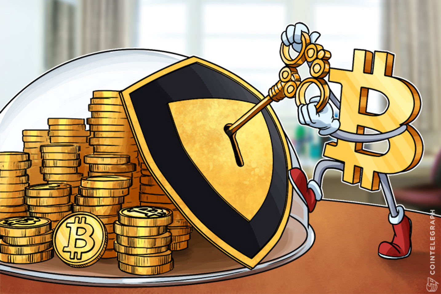 Investors: Bitcoin is Safest Cryptocurrency on Today's Market