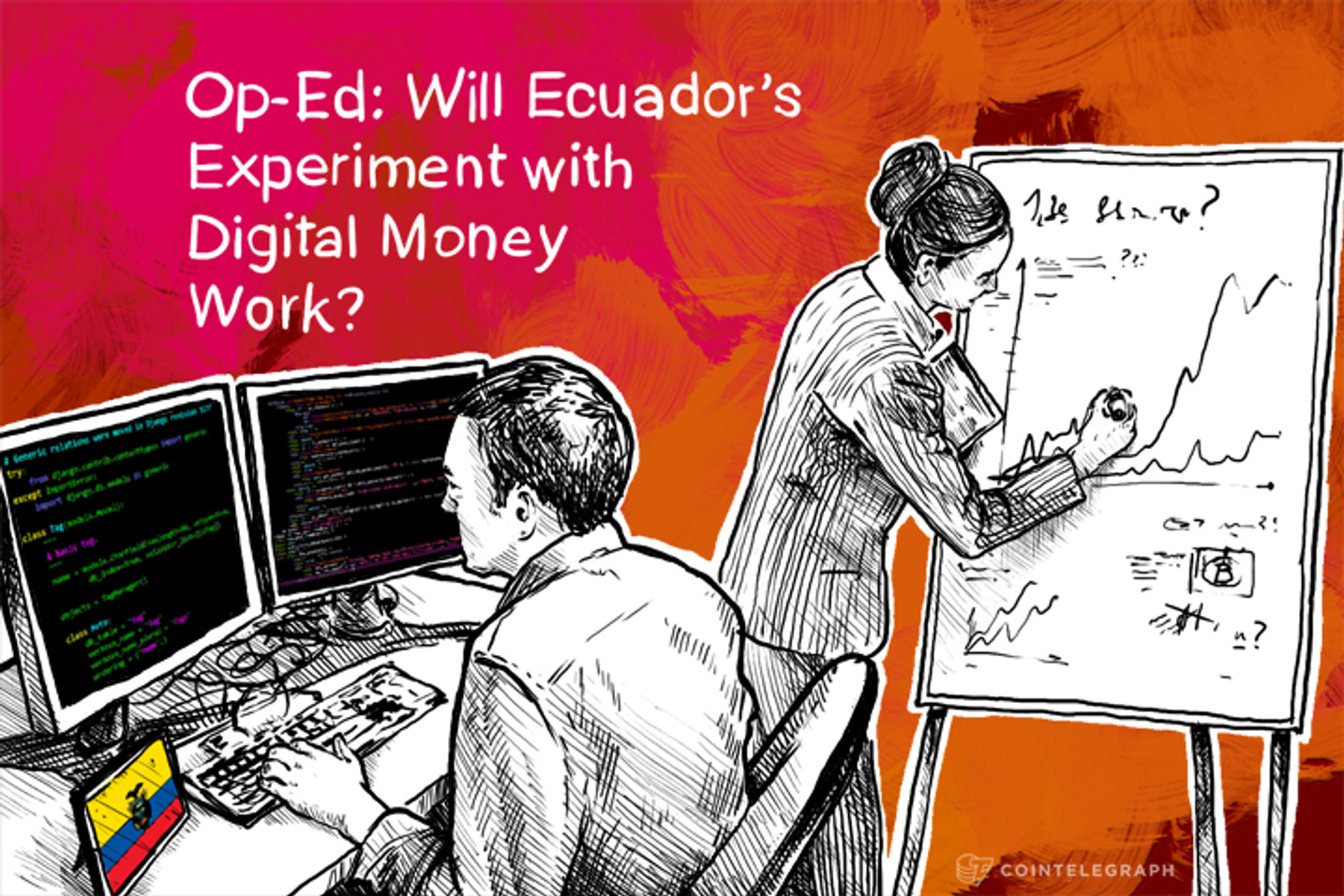 Op-Ed: Will Ecuador's Experiment with Digital Money Work?