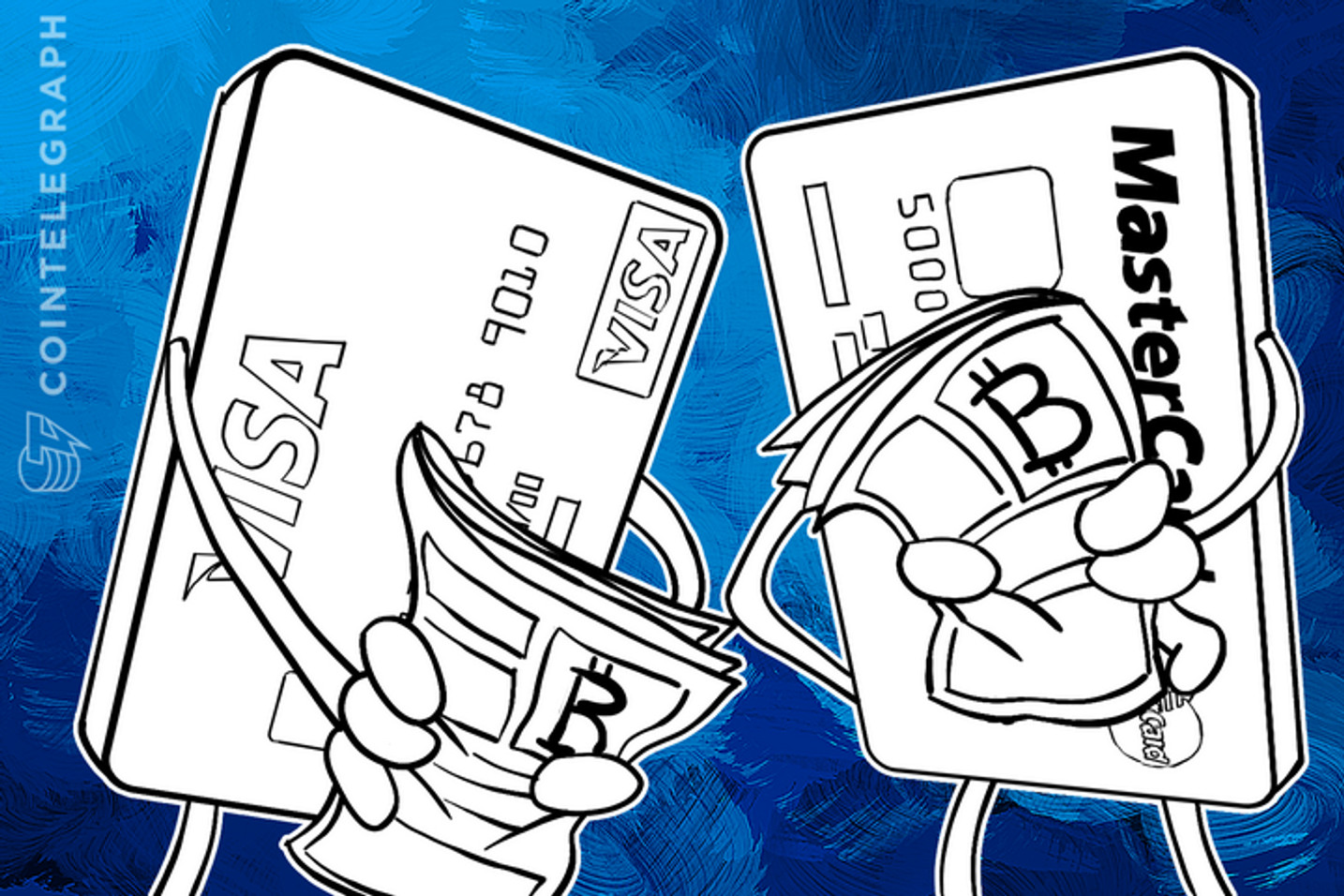 Visa & Mastercard Execs Have Plenty to Say About Bitcoin