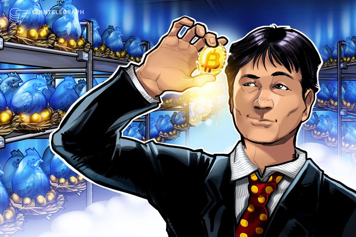 Bitcoin Hash Oranı 102 Kentilyona Ulaştı
