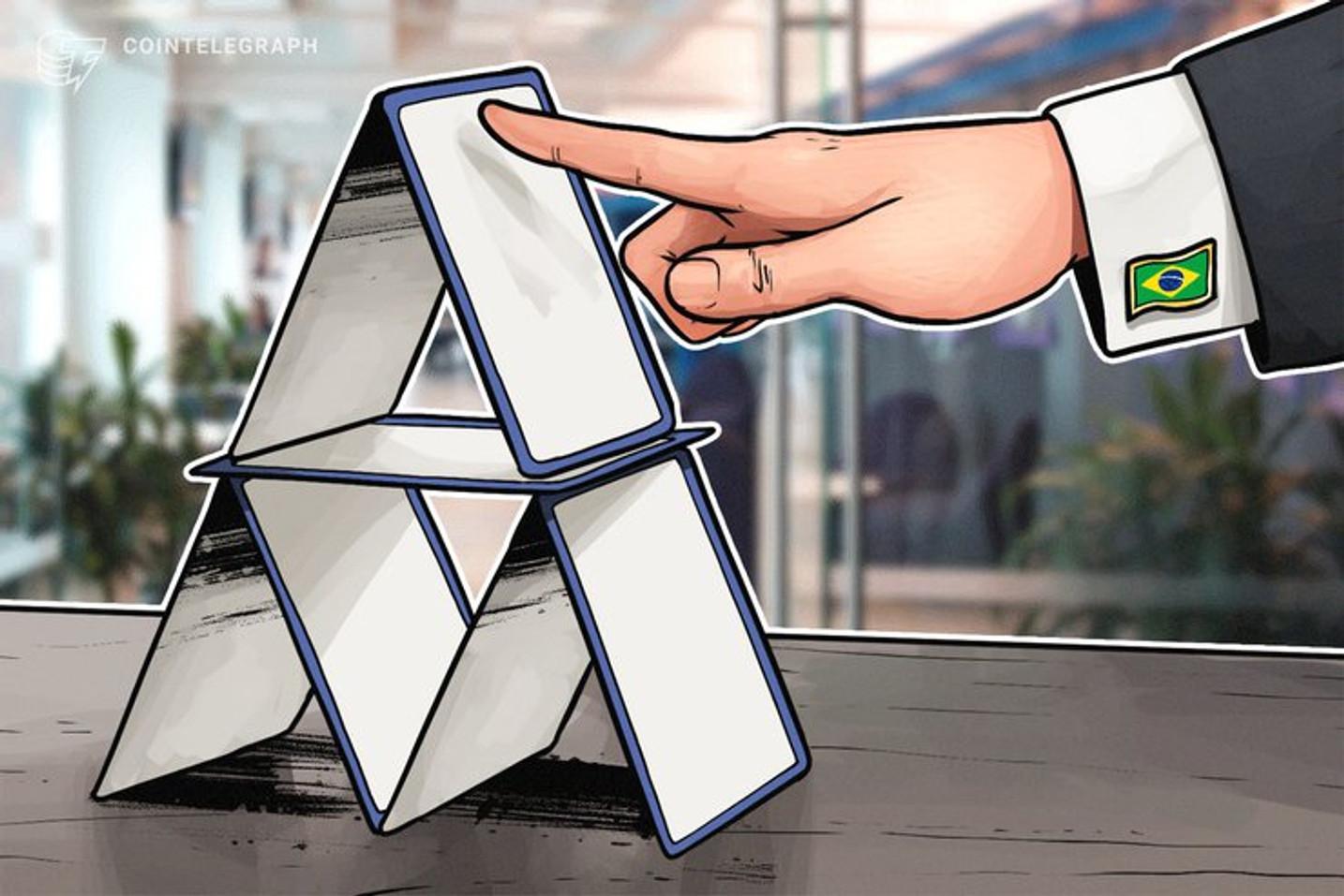 Suposta pirâmide, Blockchain Investimentos promete 'rendimentos' de até 540% ao ano