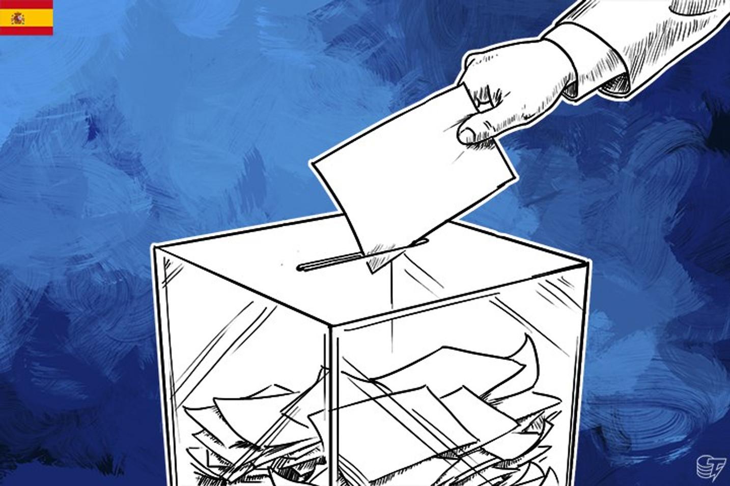 La tecnología blockchain para los procesos electorales