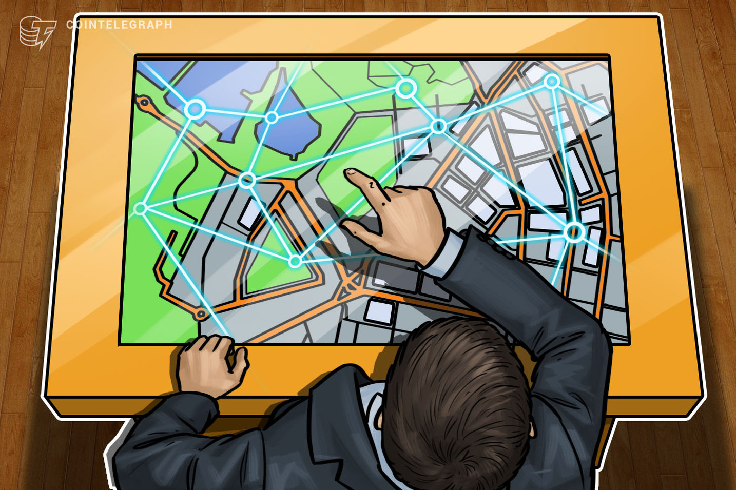 Netherlands' Land Registry to Test Blockchain Solution for Real Estate