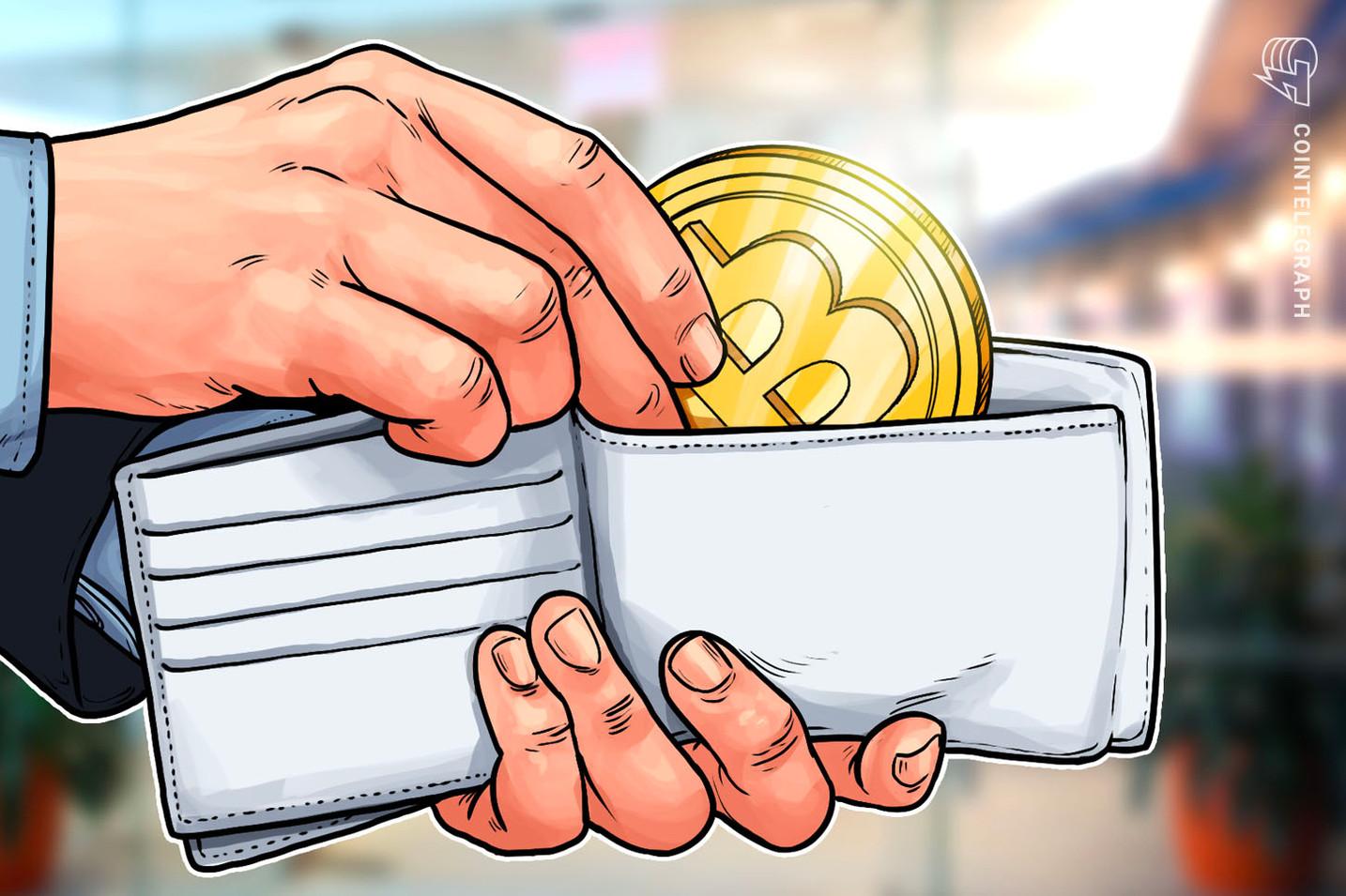 Número de carteiras com Bitcoin armazenado sobe e quebra recorde histórico