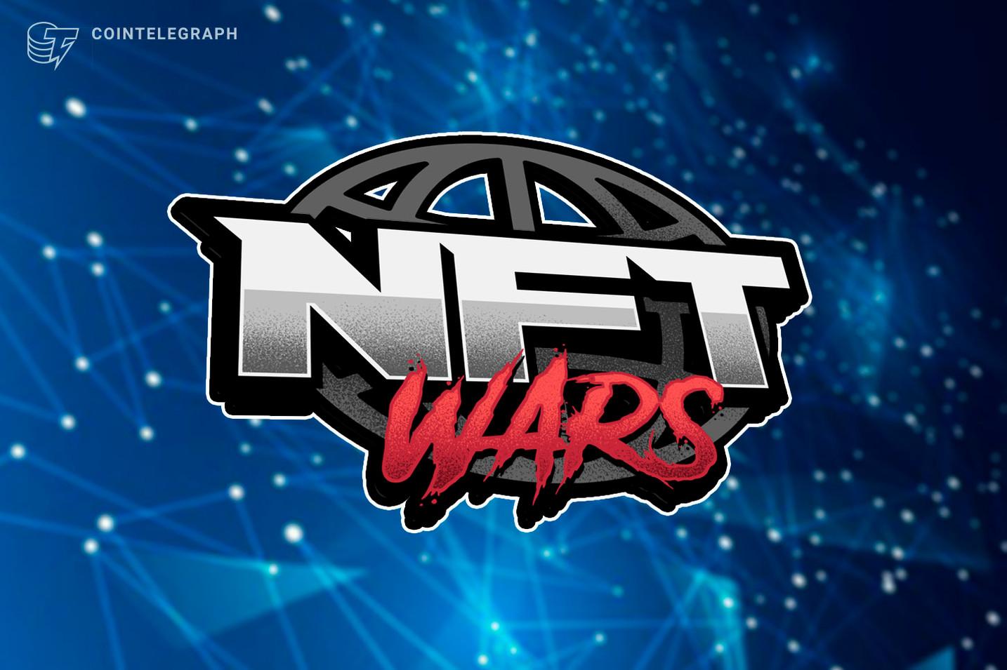 NFTWars, a decentralized NFT game with massive potential