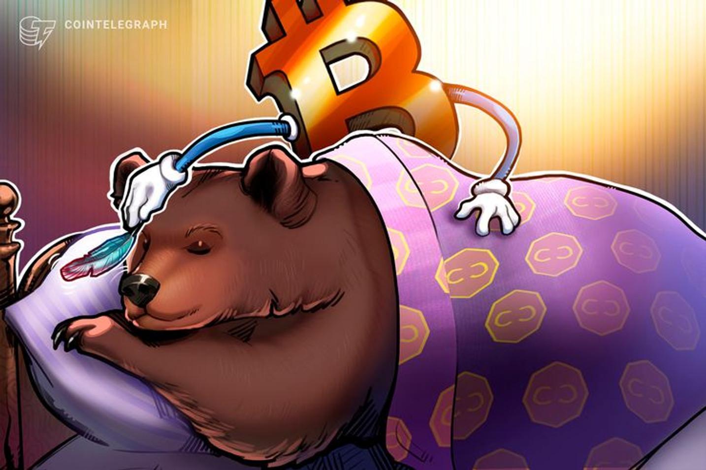 仮想通貨相場、先週末のショックから立ち直る ビットコインは再び8000ドル回復、イーサリアム・リップル(XRP)も約10%上昇