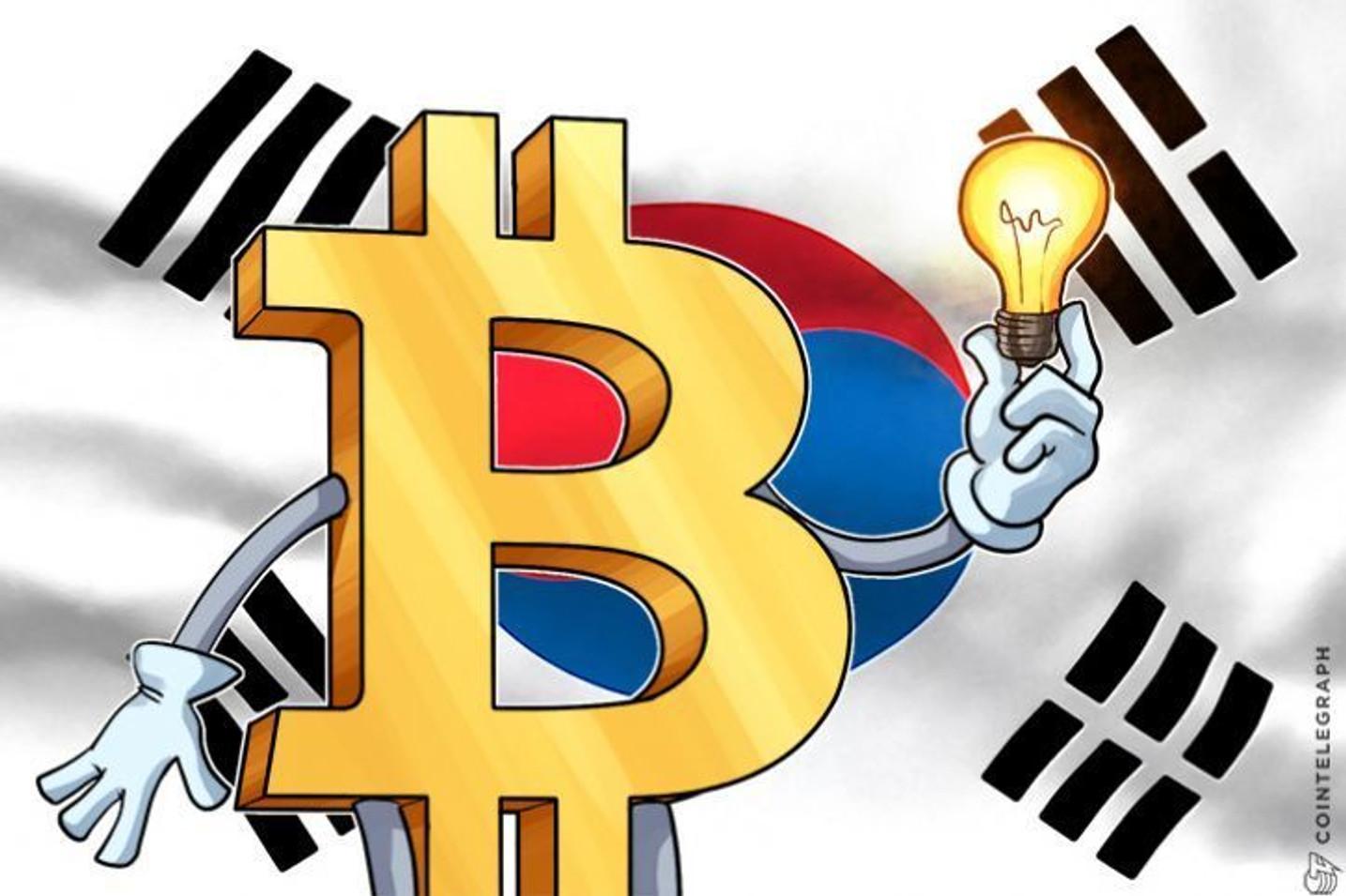 """Corea del Sur """"banea"""" a las ICOs: el precio del Bitcoin y el Ethereum no se ve afectado"""