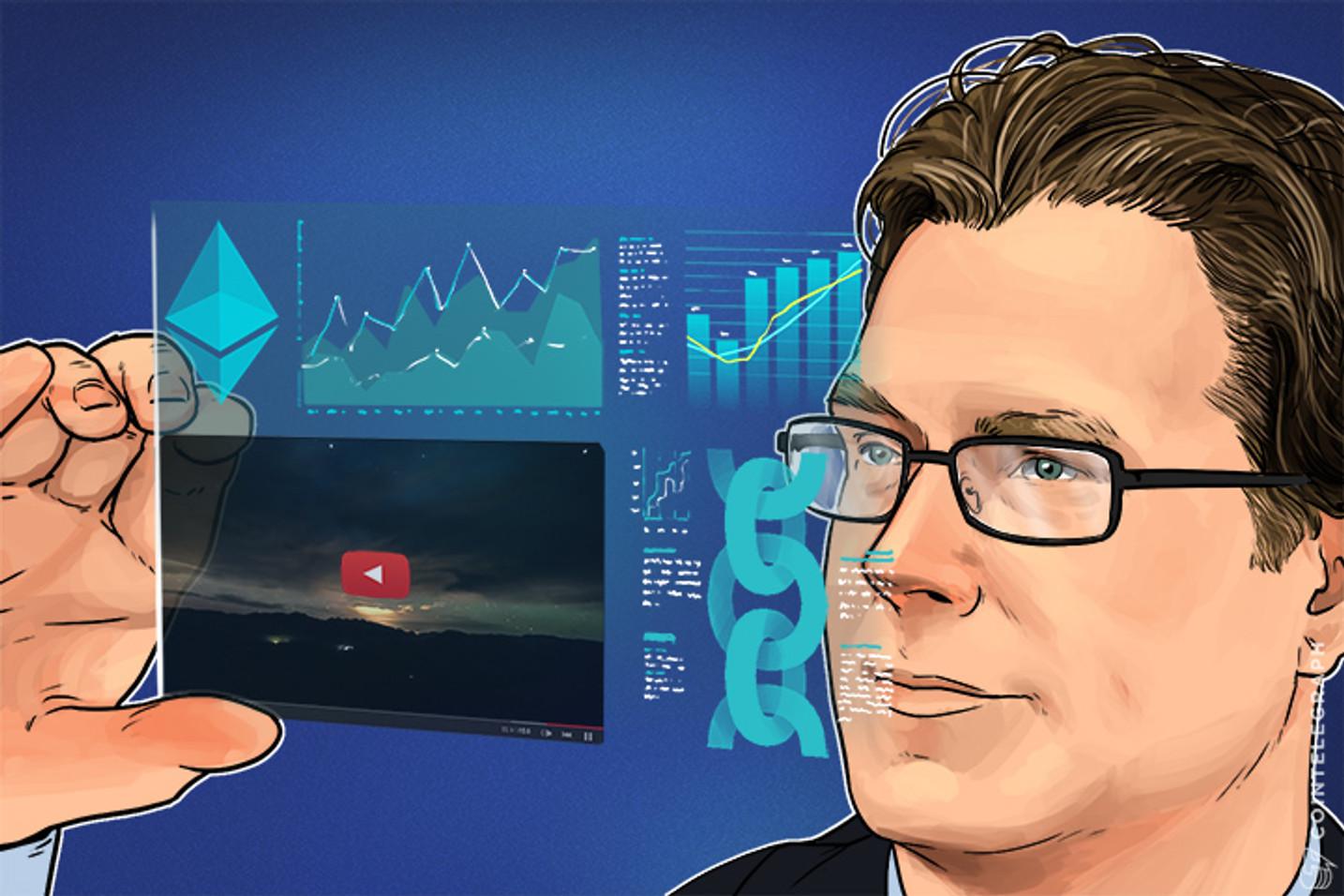 Blockchain Entertainment: 'Singular' To Become First TV Series On Ethereum Adventures