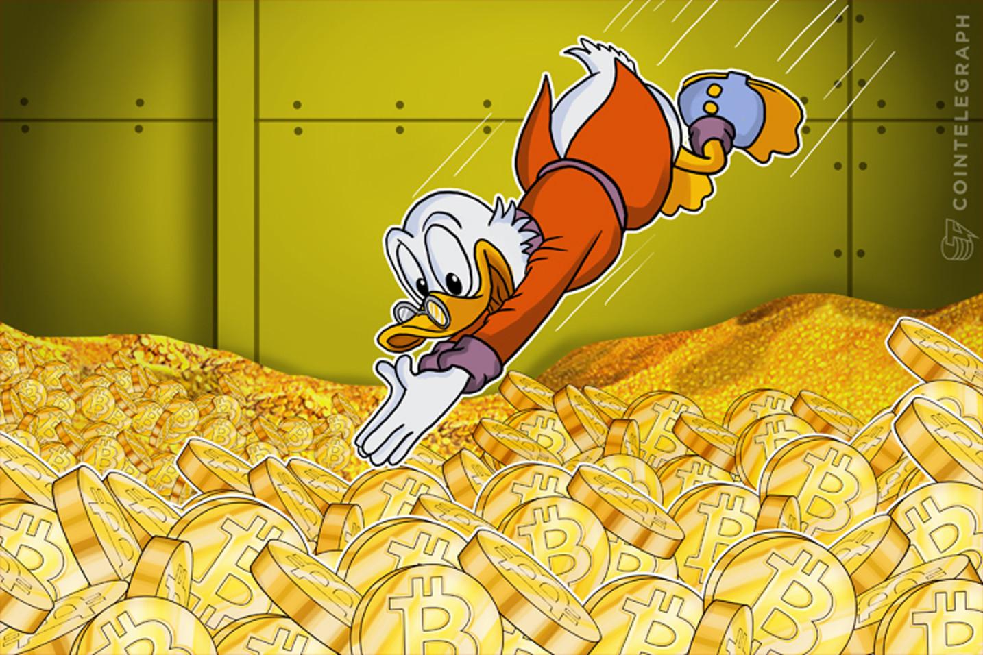 仮想通貨ビットコイン、マーケット暴落後の新規ユーザー獲得が顕著に