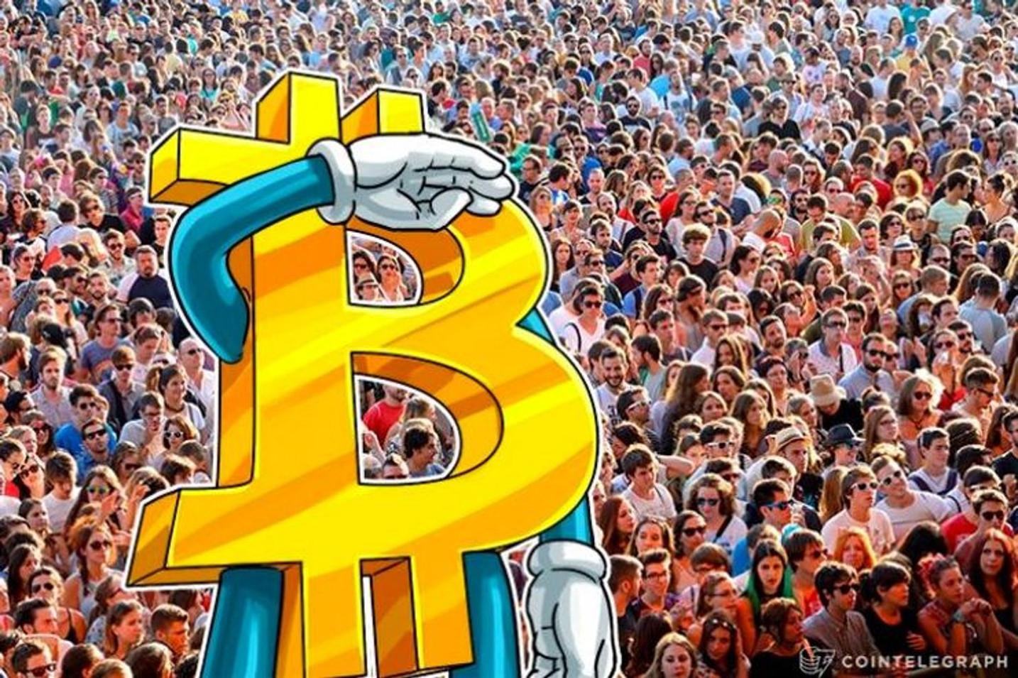 【訂正】前回半減期から仮想通貨ビットコイン保有者が大幅増、0.01BTCは200%超