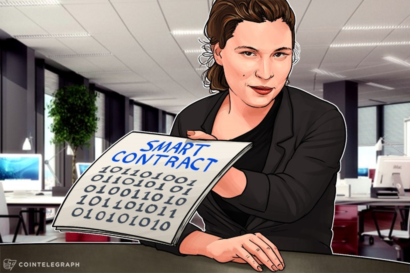 Susanne Tarkowski on How Smart Contracts Can Add Value to Your Business