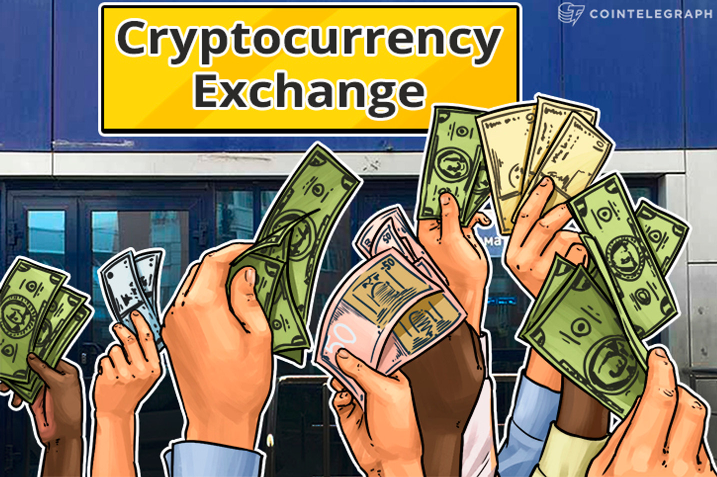 Exchanges Struggle With Massive Influx of Users