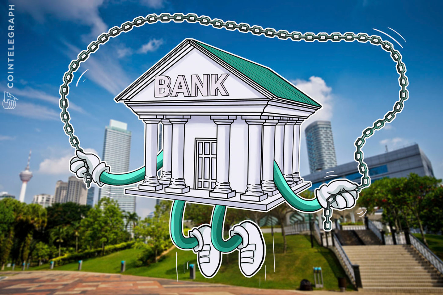 マレーシア、9銀行参加のブロックチェーン開発 貿易金融に応用