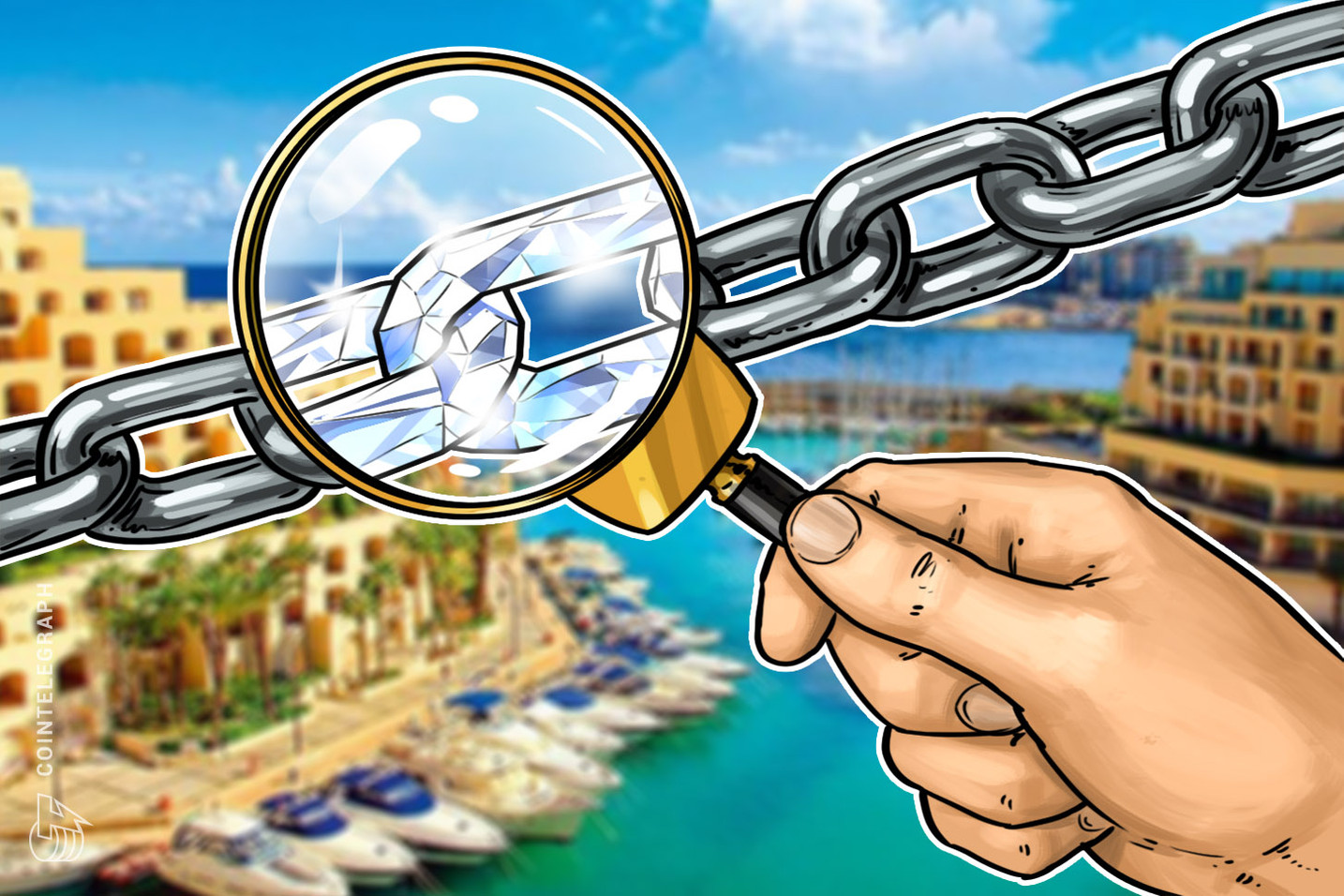 New Malta Bankers Association Chairman Praises Blockchain, Says Crypto 'Here to Stay'