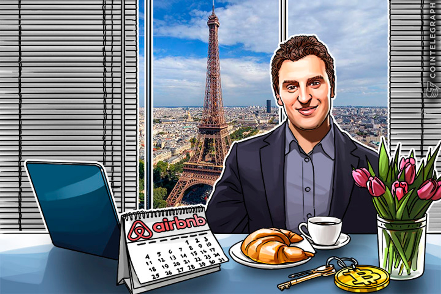 Most Airbnb Users Want Bitcoin Payment Integration in 2017, Asked by CEO Chesky