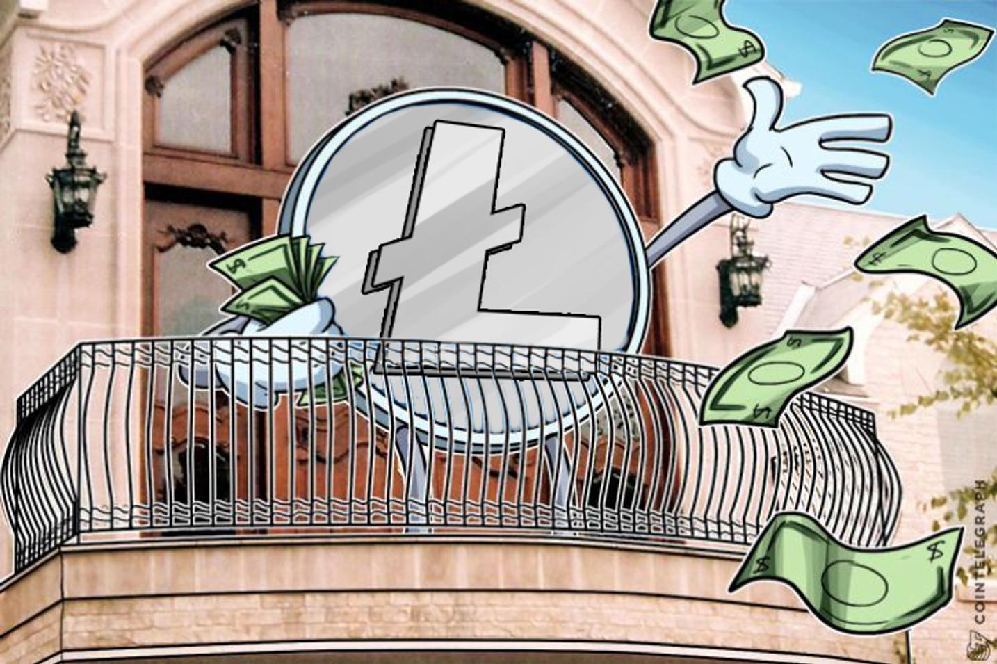 Litecoin Resurges into Top 5 in Market Capitalization Ranking