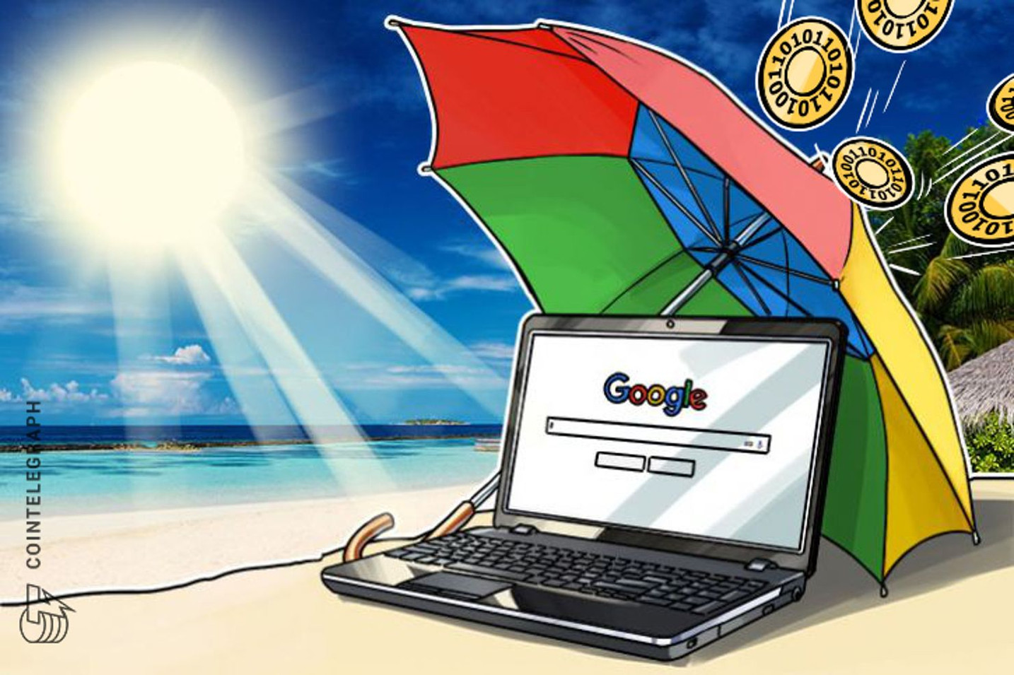 グーグルが密かに仮想通貨の広告を解禁? 米レディットの利用者が指摘