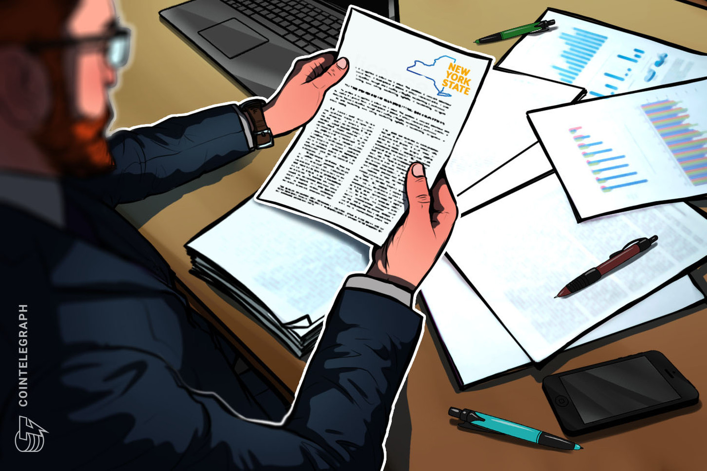 New York Crypto Regulator Adds Silk Road Investigator as General Counsel