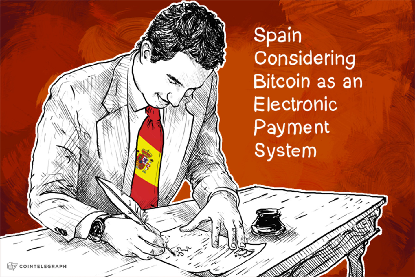 Spain Considering Bitcoin as an Electronic Payment System