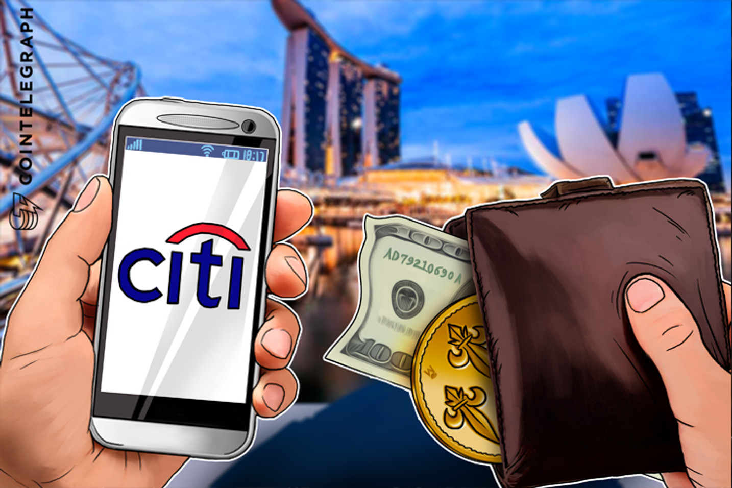 Citi Introduces Global Digital Wallet, First Launch in Singapore, Australia and Mexico