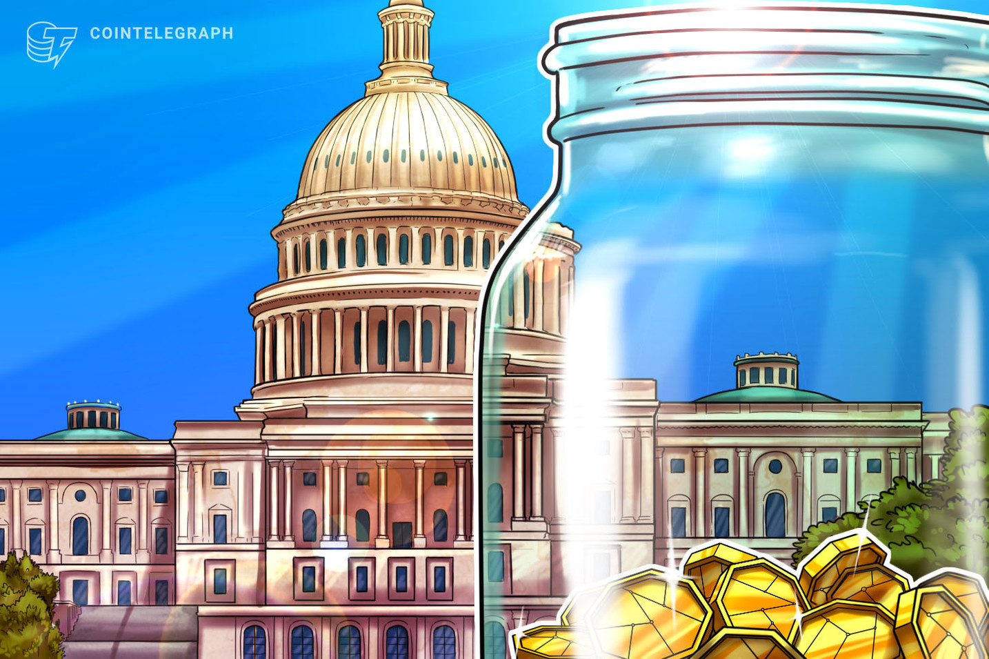 27-Year-Old Pelosi Challenger Accepts Cryptocurrency Campaign Donations