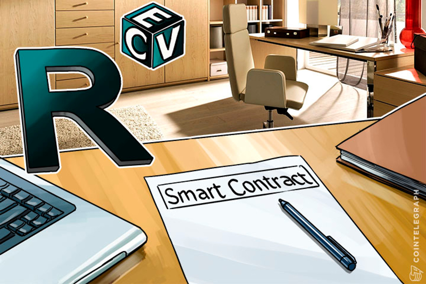 R3-led Group Investigates Smart Contract Templates for Blockchain, Aims At Making Them Admissible in Courts