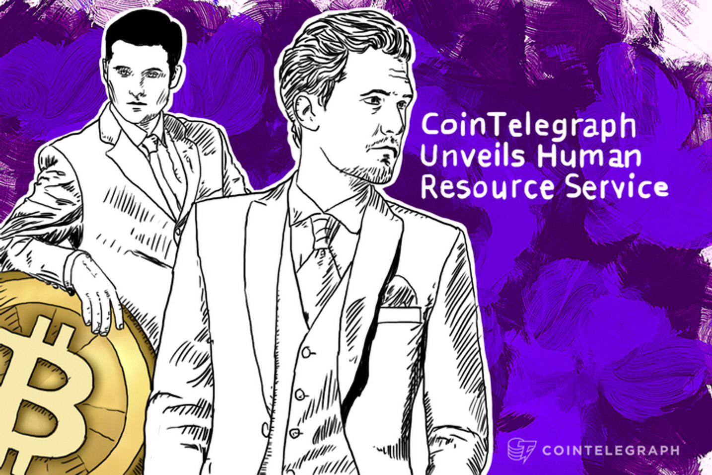 Cointelegraph Unveils Human Resource Service