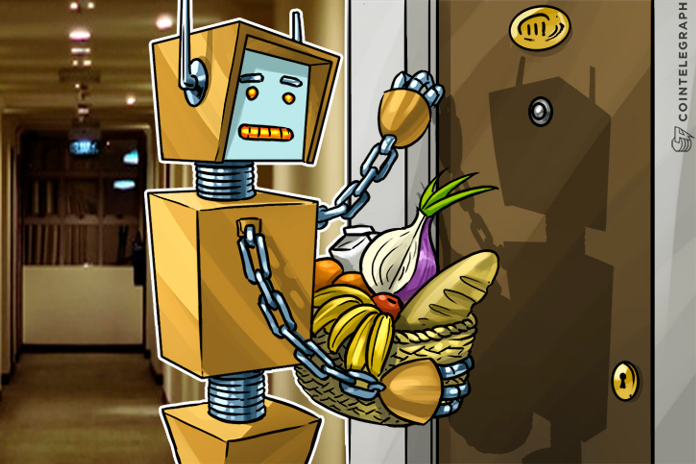 Anonymous Deliveries: Canada Introduces Blockchain, Tor-Based Delivery System