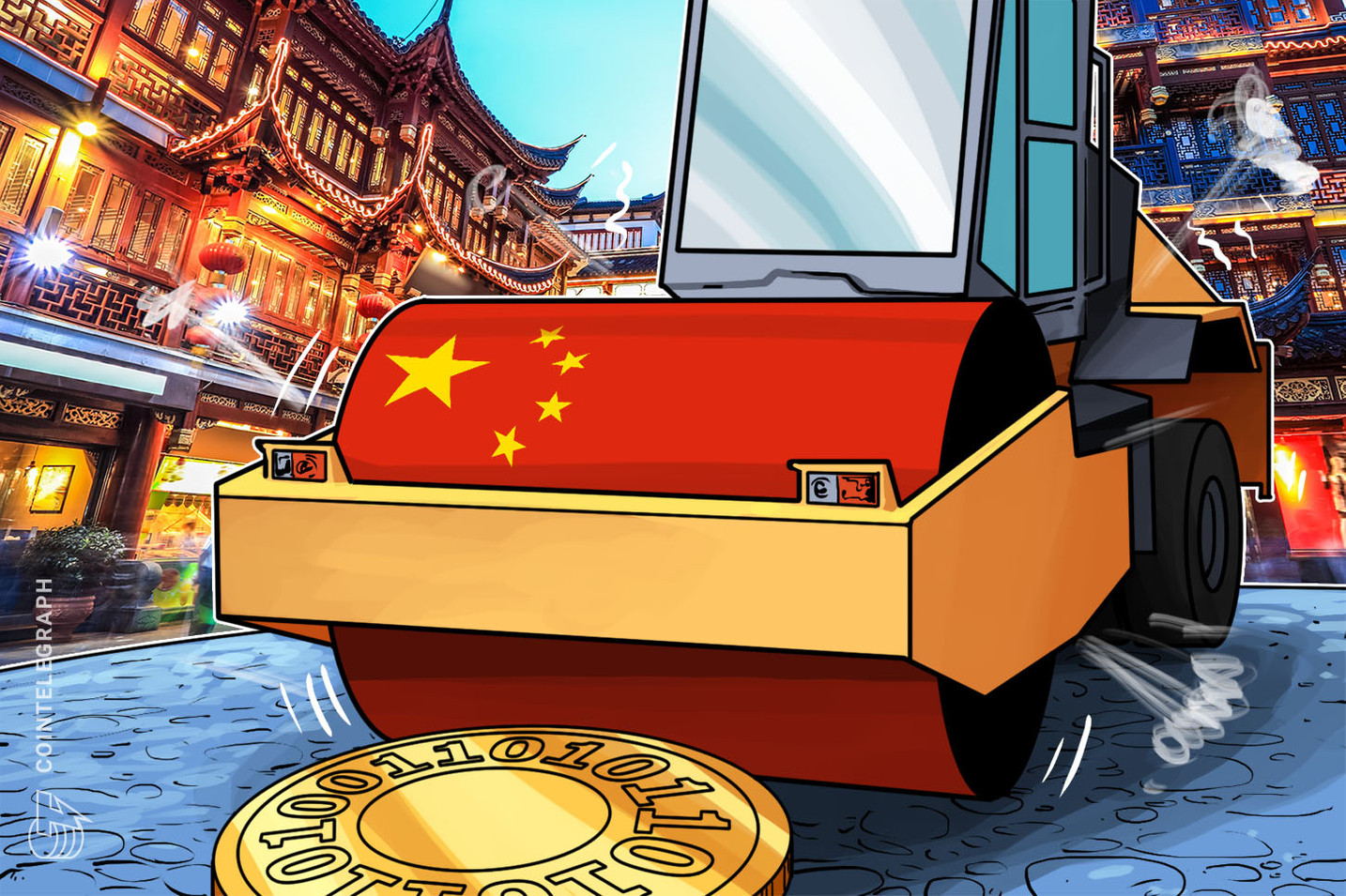 "China: Autoridad Financiera de Beijing advierte contra ofertas de tokens de valor ""ilegales"""