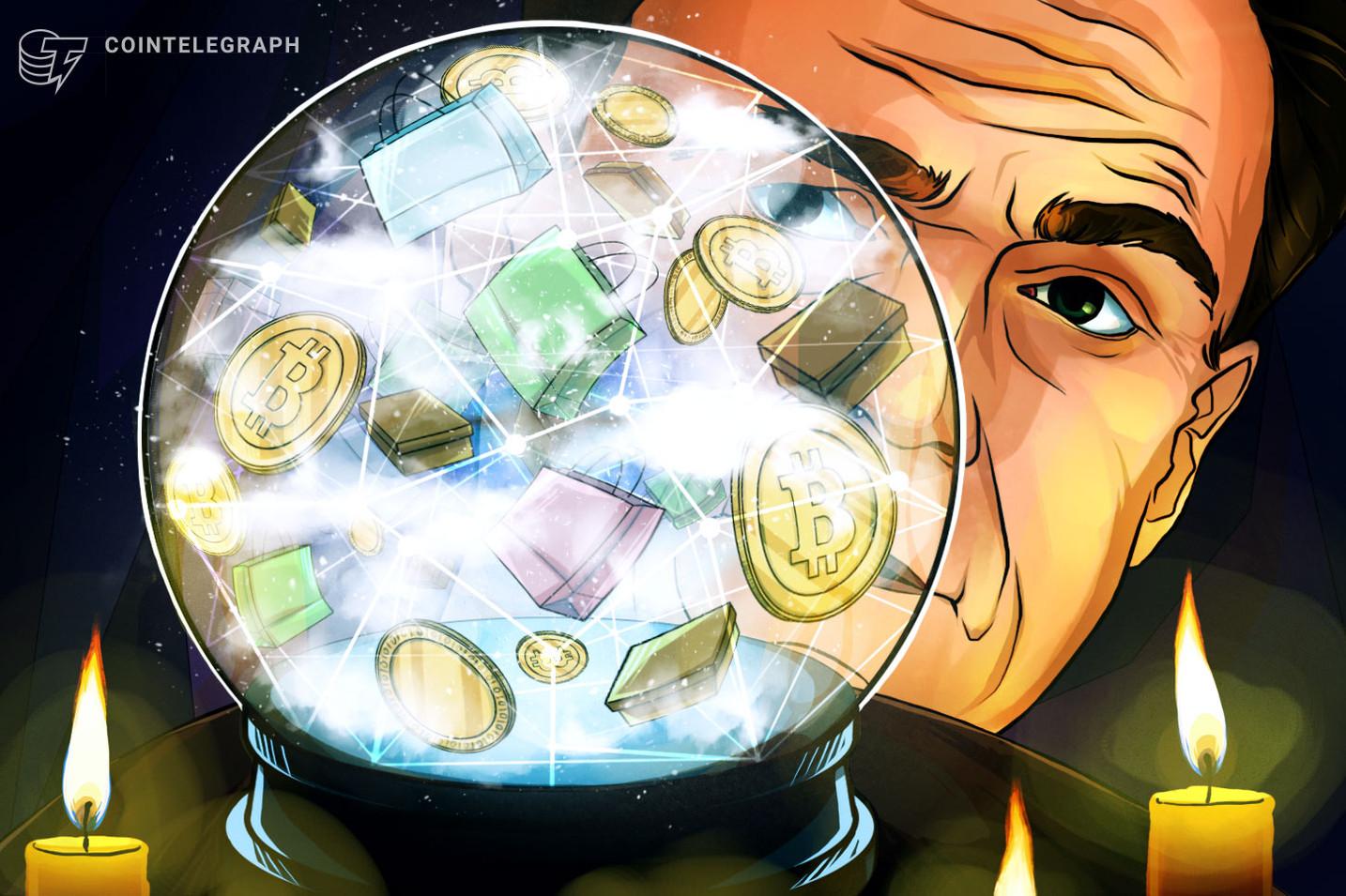 米仮想通貨決済企業サークル社創業者  ビットコインは3年で「大幅に値上がり」