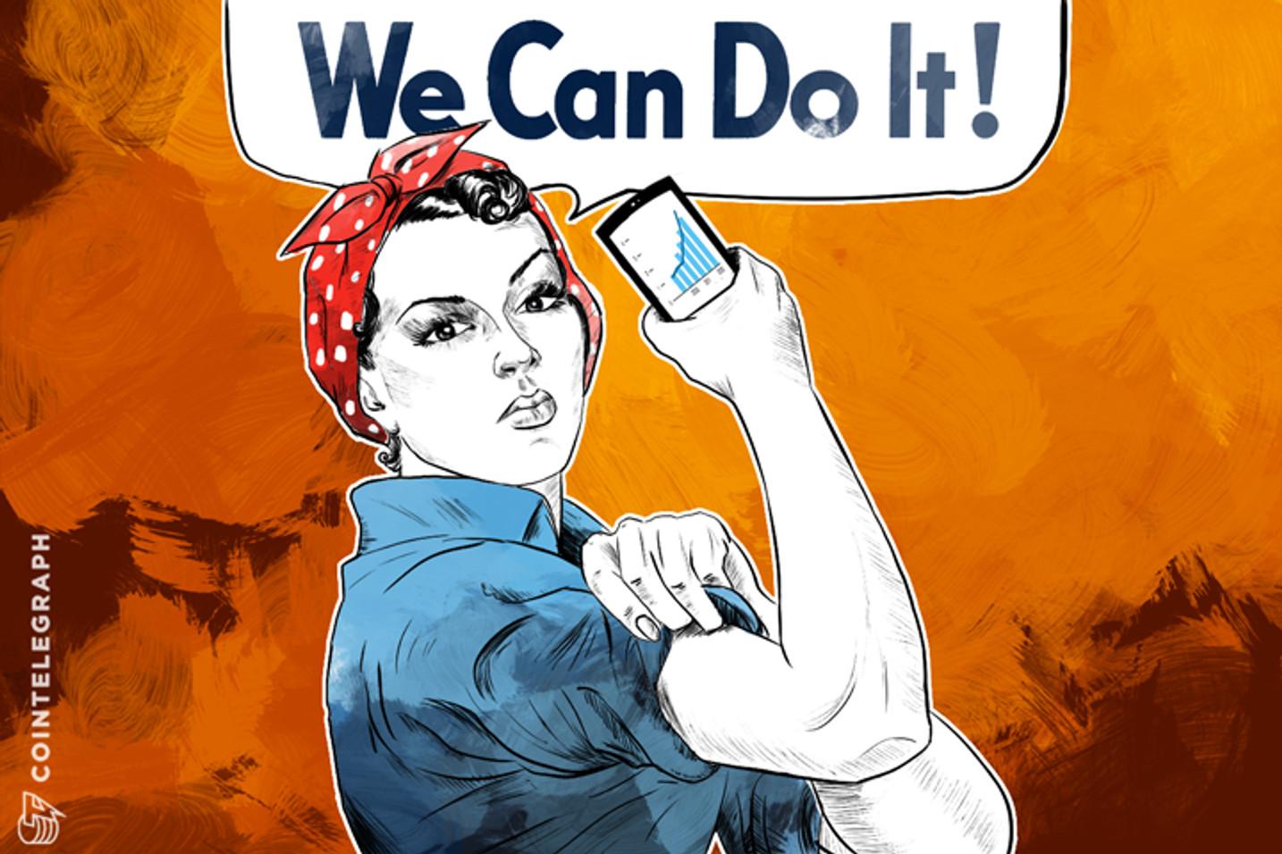 Bridging the Gender Gap: 400 'Power Women in FinTech'