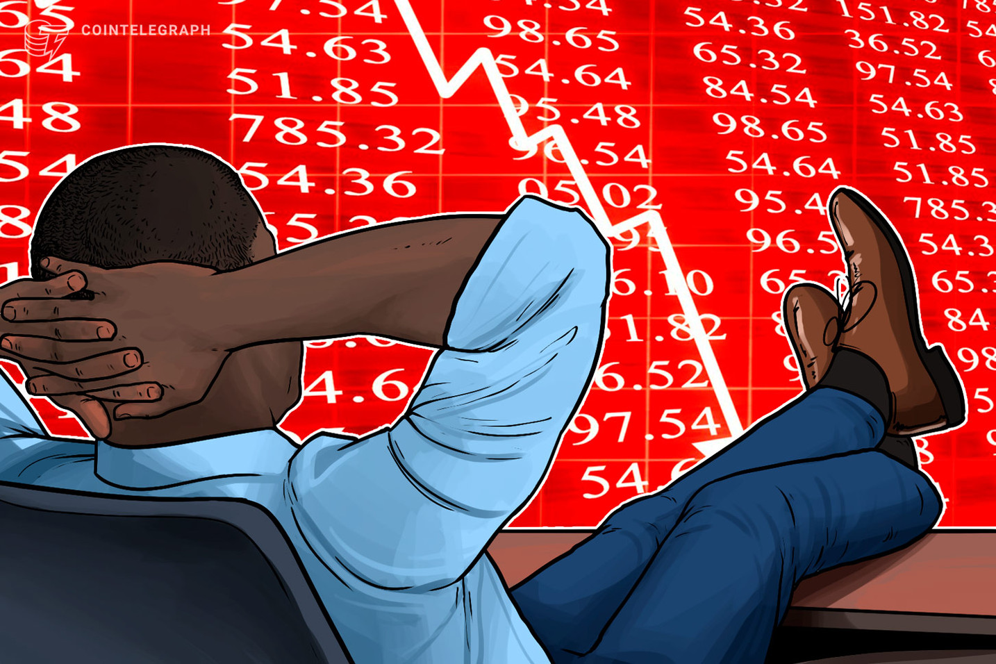 Bitcoin Hovers Near $5,100 as Top Cryptos See Slight Losses