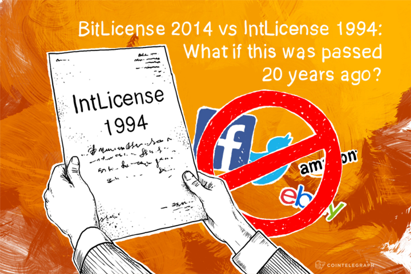 BitLicense 2014 vs IntLicense 1994: What if this had passed 20 years ago?