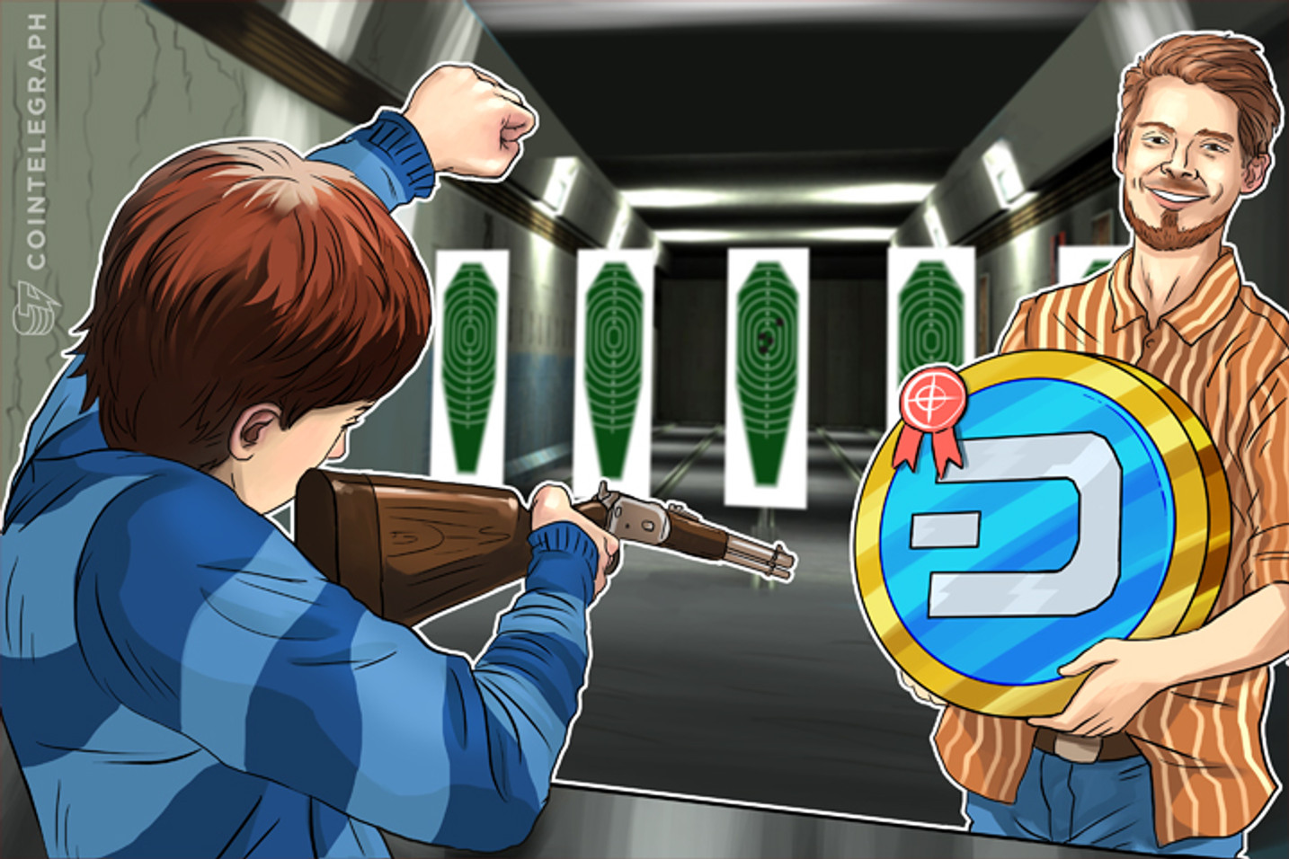 All Eyes On Dash As Currency Surges 60% Despite Crypto Market Turmoil