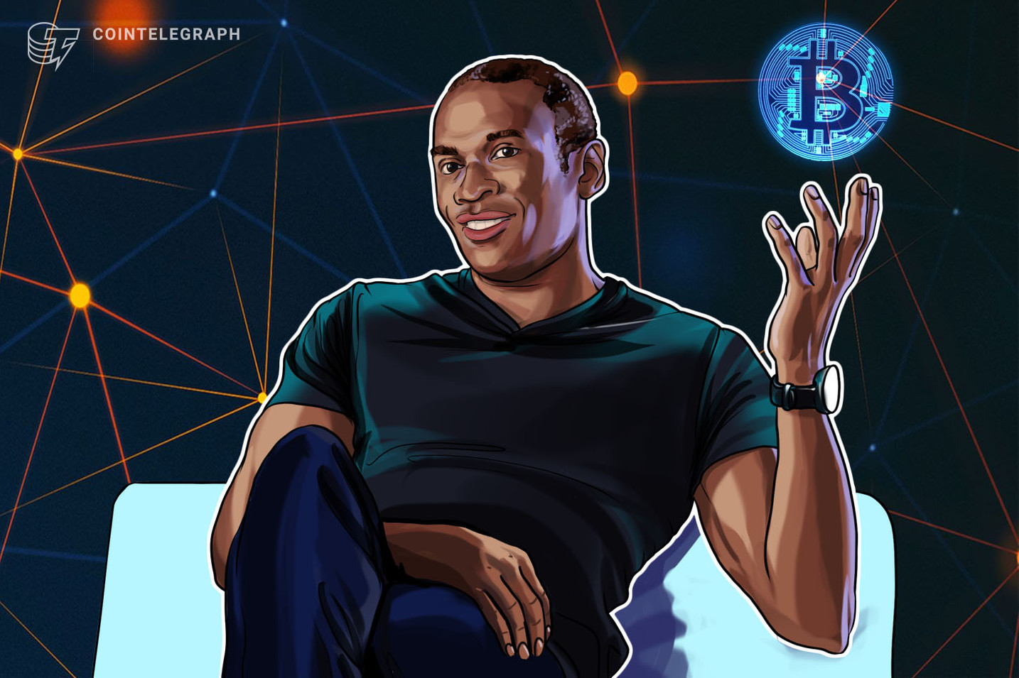 El CEO de BitMEX, Arthur Hayes, dice que Bitcoin probará USD 10.000 en 2019