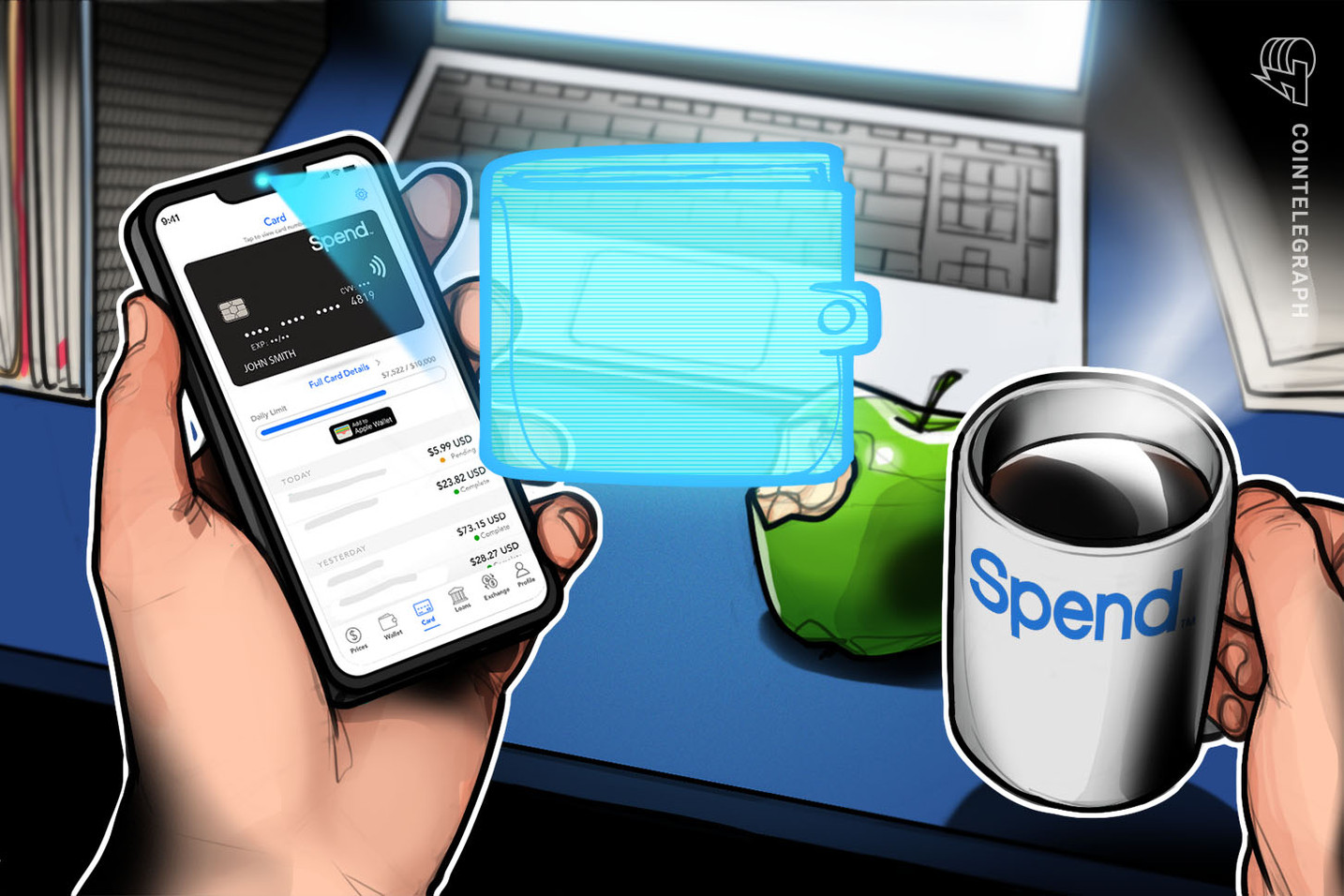 Multicurrency Crypto Wallet Integrates Apple Pay, With Google Pay to Follow Within Weeks