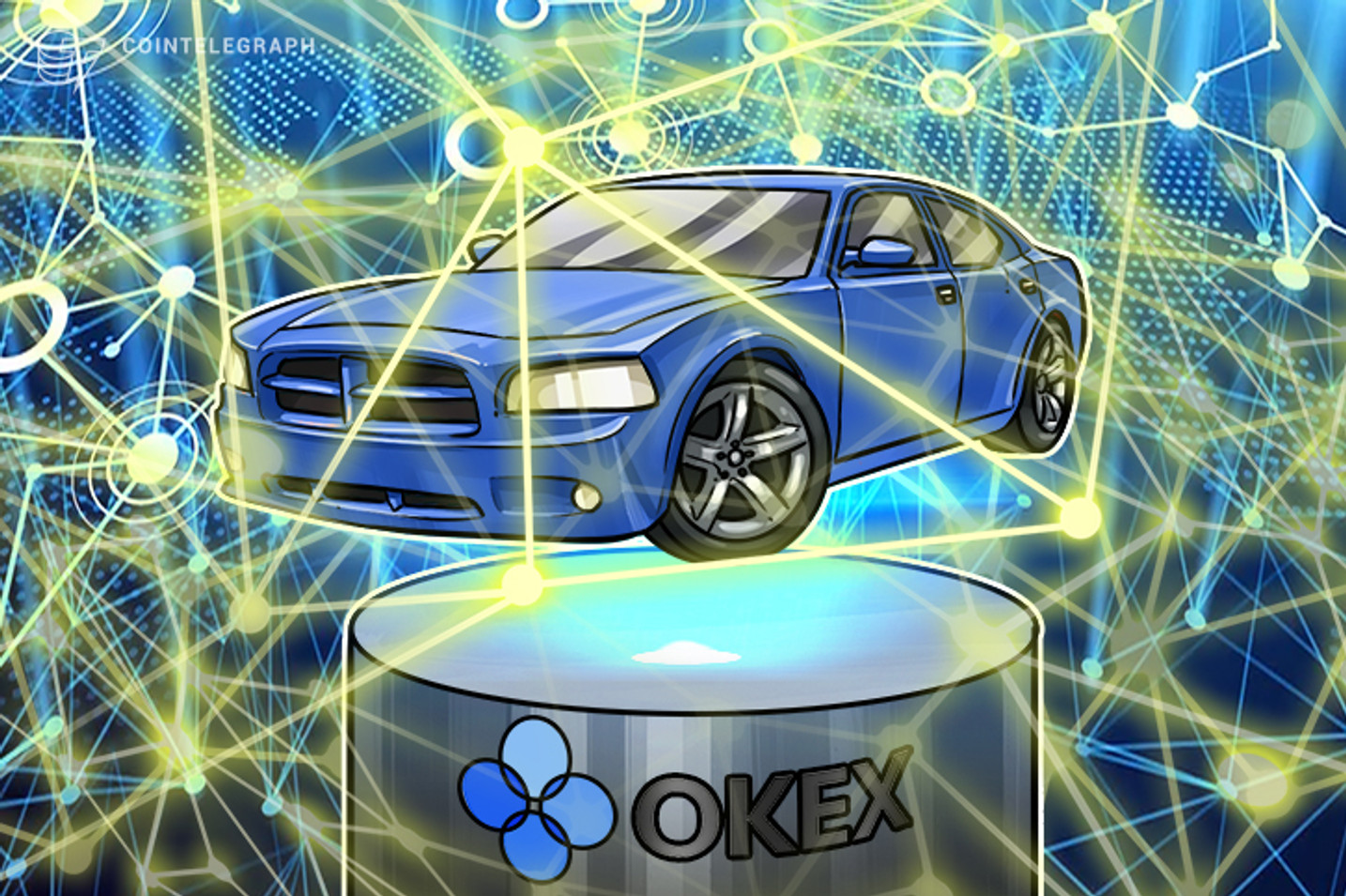 Crypto Exchange Lists the Blockchain Startup Protecting Autonomous Cars